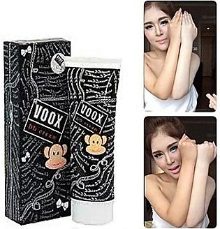 Voox dd cream- 100g (Guarantee Of Whitening The Skin Instantly)