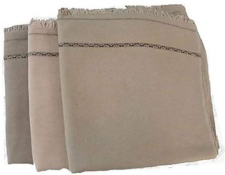 Pack of 3 Pure woolen shawls(chaddar) for men