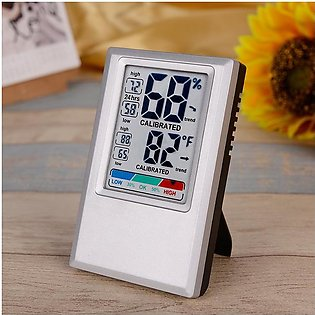 Direct digital thermometer hygrometer home hotel thermometer custom indoor an...