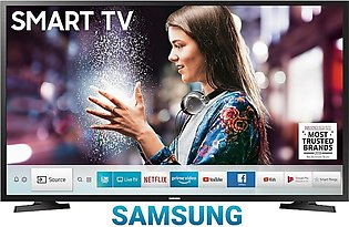 SAMSUNG SMART LED TV 32 INCH, ANDROID WIFI BUILT IN YOUTUBE, NETFLEX, MIRACAS...