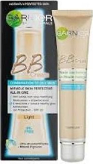 Garnier Miracle Perfecter 5-in-1 Light/Claire BB Cream