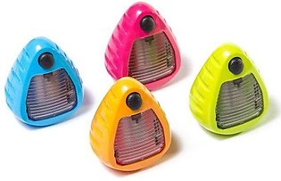 Pack of 4 - Triangle Pencil Sharpeners