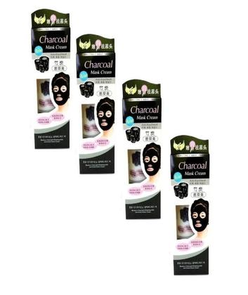 Pack of 4 - Peel off Mask - 130g