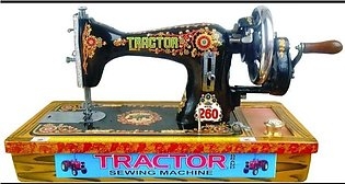 TRACTOR Sewing machine Brand Warranty