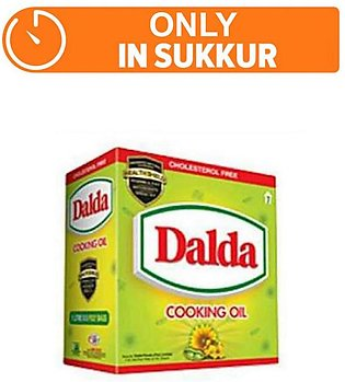 Dalda Cooking Oil (Pack of 5)(One day delivery in Sukkur)