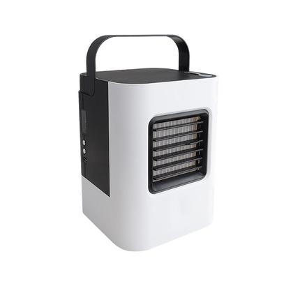 Personal Air Cooler, Portable Air Conditioner Fan Small Space Cooler Personal USB Desktop Fan Air Humidifier For Home Office Travel