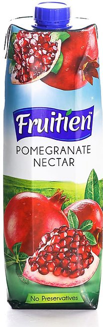 FRUITIEN POMEGRANATE NECTAR JUICE – 1LTR