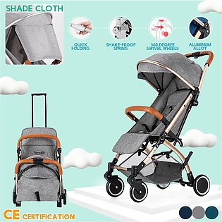 2019 New Baby Stroller Travel Pram Bassinet Newborn Carriage Foldable Pushchair