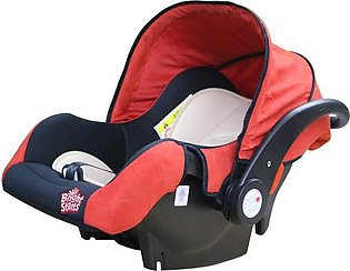 Baby Infant Carry Cot, Rocking Chair, Car Seat, Feeding Chair, Rocker - Red