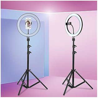 Tiktok Ring Light Stand Flash 80 LED Phone Photography Fill Lighting Flash Ring…