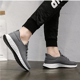 Mesh Shoes Men Shoes Running Shoes Casual Shoes For Men Sport Shoes slip-Ons