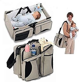 Baby 2 In 1 Travel Bag