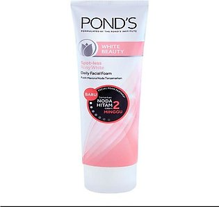 Ponds white beauty face wash ( Branded) 100ml