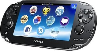 sony ps vita touch screen psp 25 games install hacked branded fresh