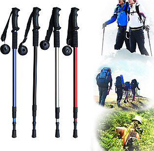 Antishock and Quick Lock System, Telescopic, Collapsible, Ultralight for Hikin,…