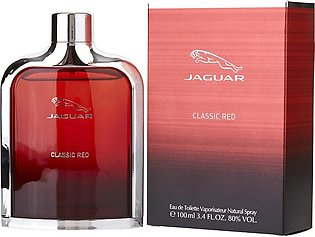 JAGUAR CLASSIC RED MEN EDT 100ML JAGUAR
