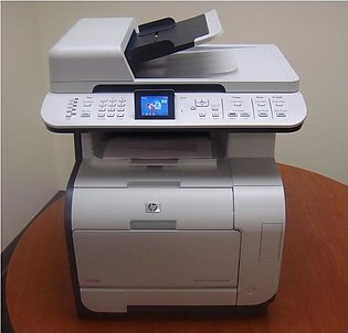 HP LaserJet COLOUR Printer All In One CM2320fxi