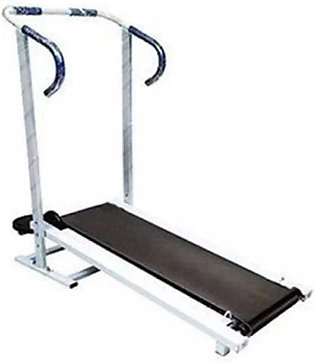 Manual Roller Treadmill With Twister - 21 Rollers - Multicolour