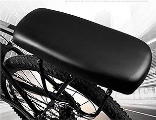 Bicycle Back Seat Soft Thick Bicycle Rear Seat Cushion Child Seat Cycle Accesso…