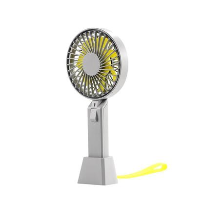 []High popularity Mini Portable Fan Cooling USB Rechargeable Handheld Fans Strong 3 Adjustable Wind Speed Cooler For Home Room Office Indoor or Outdoor Traveling