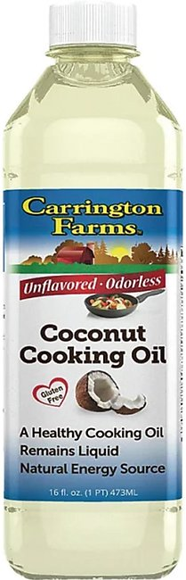 Carrington Farms Coconut Cooking Oil 473 ML