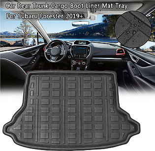 Car Rear Trunk Cargo Boot Liner Mat Tray For Subaru Forester 2019+