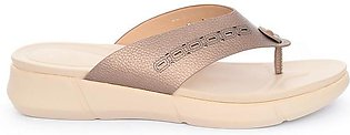 Hush Puppies - SS-SL-0090 - Coffee Open Slipper for Women