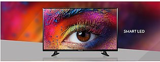 Samsung- Borderless -32 inch-Android Smart led tv - ( Full Black )