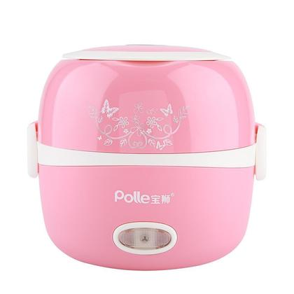 1.3 L Electric Portable Mini Multifunctional Rice Cooker Food Steamer Home 220V