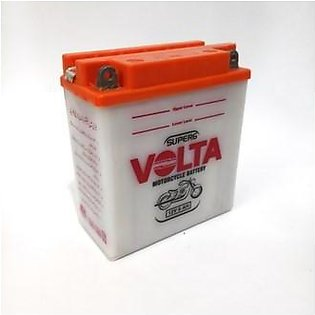 Volta Super 6 Motor Bike Battery 12 Volt 6AH