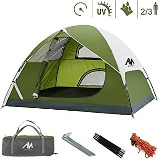 1X Outdoor Camping Tent for 2 person