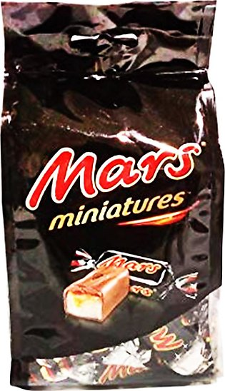Mars Miniatures Chocolate 220 GM