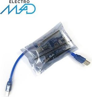 Arduino UNO R3 (smd) with USB Cable