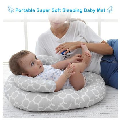 Baby Infant Portable Multi-function Soft Cushion Sleeping Pad Baby Lounger