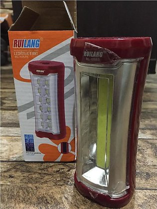 Rechargeable LED TUBE Lamp Emergency  - Electric And Solar Rechargeable Light