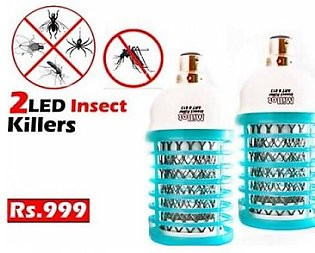d MART's  2- Insect Mosquito Killer LED Bulb