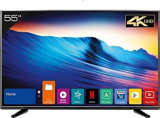 55 Inch Samsung Smart led TV Full Android UHD Youtube