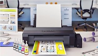 EPSON PRINTER L1800  INK TANK SYTEM (6 COLOR, UP TO A3 + SIZE)