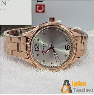 Curren C9003L Ladies Watch Chain Strap Wrist Watch