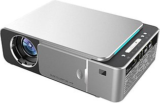 T6 HD LED Portable Mini Projector Video for Home Theater Game Movie Cinema Pr...