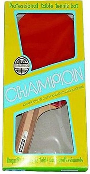 Table Tennis Racket game With Balls – 1pc