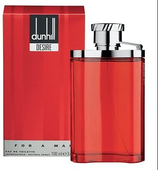 Dunhil Desire Red Perfume For Men 100-Ml