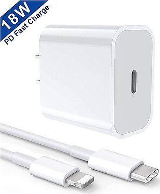 18W USB C Fast Charger for iPhone 11, 11 Pro, 11 Pro Max, XR, Xs, Xs Max, X, 8,…