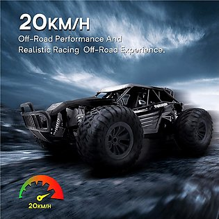 Gizmovine Remote Control Car, 1:14 Large Size High Speed Racing Off Road RC C...