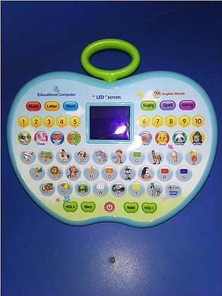 Baby Toys Educational computer Toy - apple shape pad