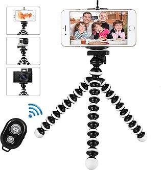 Large Size Gorilla Pod Tripod Flexible Tripod For DSLR Mobile Phones