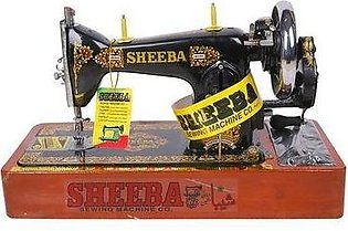 SHEEBA Sewing Machine - Black