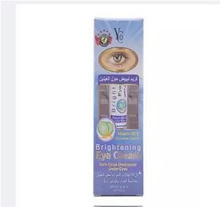 YC Brightening Eye Cream Vitamin B3 Dark Circle Diminished under eyes Circle ...