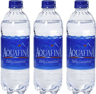 Pack of 3 - Aquafina Pure Mineral Water - 1.5 Litre