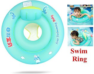 Baby Float Swimming Ring Kid Inflatable Swim Tube Trainer Pool Water Fun Toy S-…